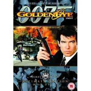 James Bond Goldeneye Ultimate Disc