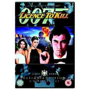 James Bond Licence Kill Ultimate