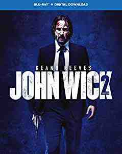 John Wick: Chapter 2 Blu-ray