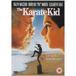 Karate Kid DVD Ralph Macchio