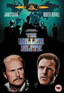 Killer Elite DVD James Caan