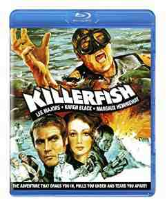 Killer Fish Blu ray Lee Majors