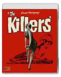 Killers Blu ray Lee Marvin