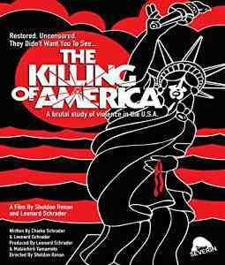 Killing America Blu ray Chuck Riley