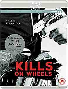Kills on Wheels DVDBlu-rayCombo