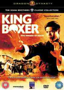 King Boxer Five Fingers Death