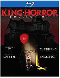 King of Horror Collection Blu-ray