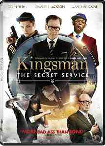 Kingsman Secret Service Colin Firth