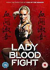 Lady Bloodfight DVD