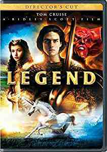 Legend DVD