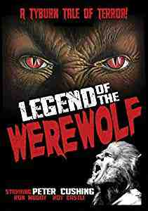 Legend Of The Werewolf DVD