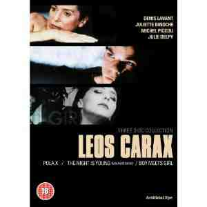 Leos Carax Collection DVD