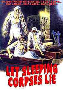 Let Sleeping Corpses Lie DVD