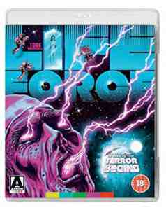 Lifeforce Blu-ray