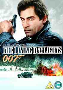Living Daylights DVD Timothy Dalton