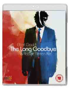 Long Goodbye Blu ray Elliott Gould
