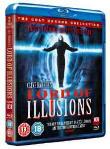 Lord Illusions Blu ray Scott Bakula