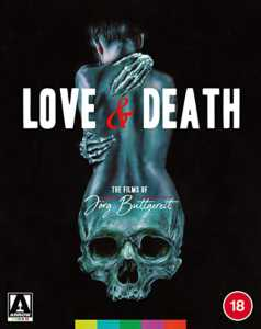 Love & Death: The Films of Jörg Buttgereit Blu-ray