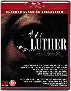 Luther the Geek Blu-ray
