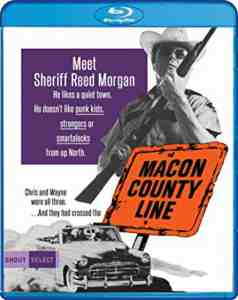 Macon County Line Blu-ray
