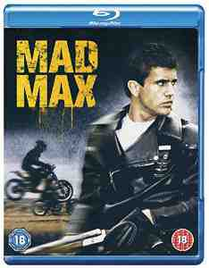 Mad Max Blu ray Region Free