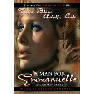Man Emmanuelle UK DVD