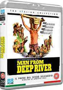Man From Deep River Blu ray