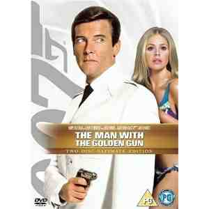 Man Golden Gun DVD