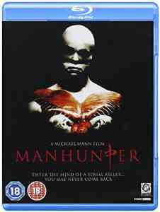 Manhunter Blu ray William Petersen