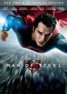 Man Steel Two Disc Special UltraViolet