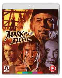 Mark Devil Dual Format Blu ray