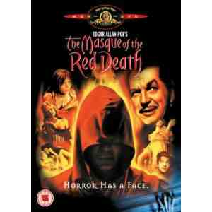 Masque Red Death Hazel Court