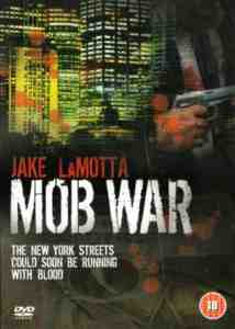Mob War DVD Jake LaMotta