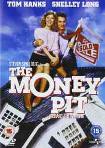 Money Pit DVD Tom Hanks