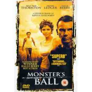 Monsters Halle Berry Thornton Ledger