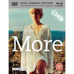 More DVD Blu ray Mimsy Farmer