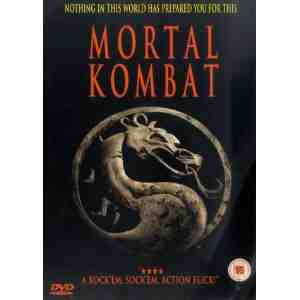 Mortal Kombat DVD Christopher Lambert