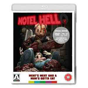 Motel Hell Blu ray