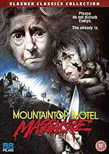 Mountaintop Motel Massacre DVD