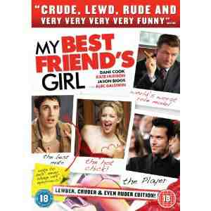 My Best Friends Girl DVD