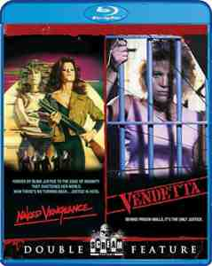 Naked Vengeance / Vendetta Double Feature Blu-ray