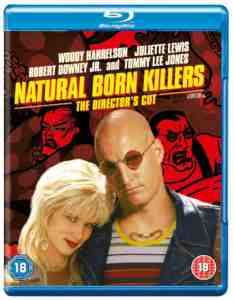 Natural Born Killers Anniversary Blu ray