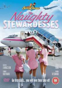 Naughty Stewardesses DVD