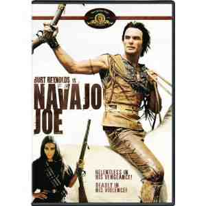 Navajo Joe Region Import NTSC