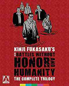 New Battles Without Honor & Humanity DVD