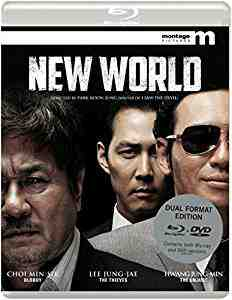 New World DVDBlu-rayCombo