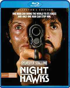 Nighthawks Collectors Blu ray Sylvester Stallone