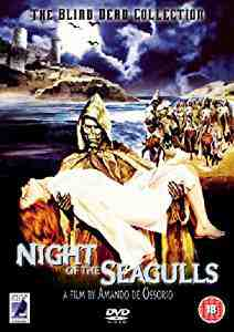 Night Of The Seagulls DVD