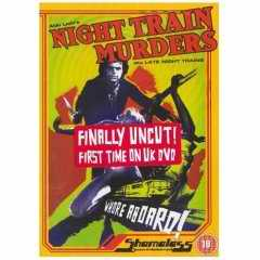 Night Train Murders DVD