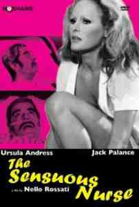 Nurse DVD Ursula Andress